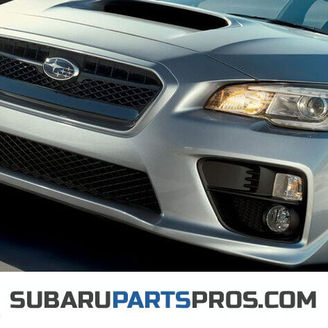 Subaru Parts Pro. with a photo of a Subraru WRX car in the background