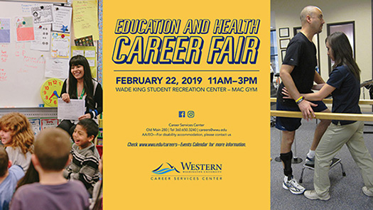 Education And Health Career Fair