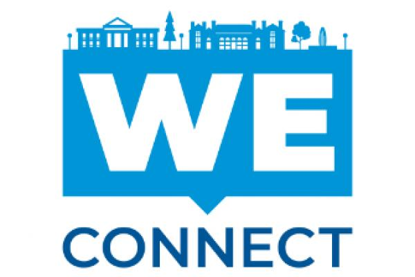 we connect logo