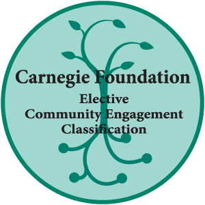 Carnegie Foundation Elective Community Engagement Classification Badge