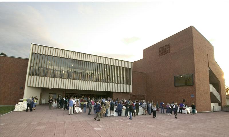 Performing Arts Center Building